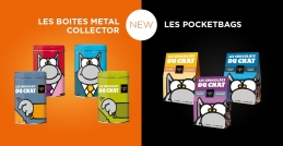 "New Collection  ""Les Chocolats du Chat"""